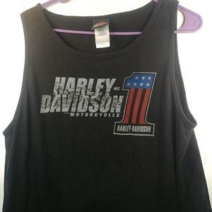 Harley-Davidson Men's Large Tank Top